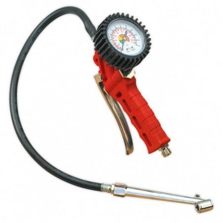 Dispozitiv pentru masurarea presiunii in pneuri