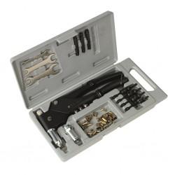 Kit pistol pentru tras piulite