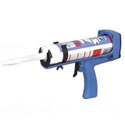 Pistol pneumatic pentru silicon