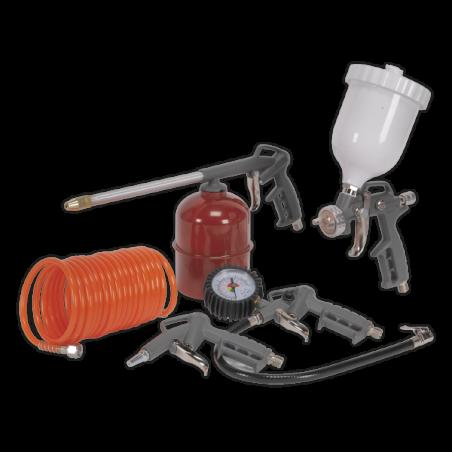 Set accesorii pentru aer comprimat