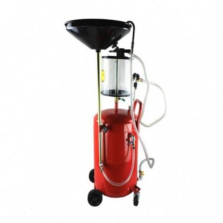 Recuperator de ulei cu rezervor de 80 litri