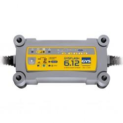 Incarcator baterii auto GysFlash 6.12