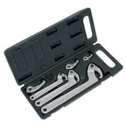 Set chei reglabile pentru piulite de tip bucsa