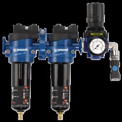 Baterie filtranta cu regulator de presiune
