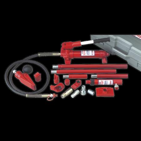 Presa hidraulica reparatii de tinichigerie