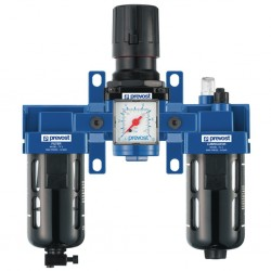Baterie filtranta prevazuta cu regulator de presiune