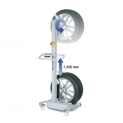 Dispozitiv transport roti Master Wheel 50