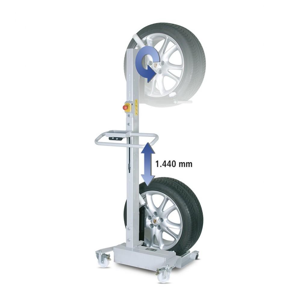 Dispozitiv transport roti Master Wheel 50