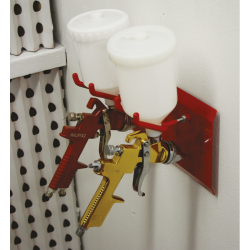 Dispozitv magnetic de pozitionat pistoale