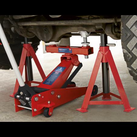 Adaptor cric 3 tone pentru ridicare auto 4x4