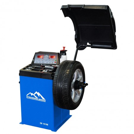 Masina de echilibrat roti cu display LED