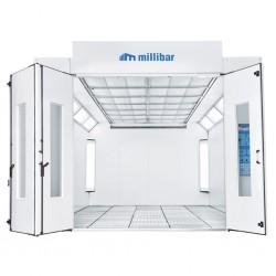 Cabina de vopsit MILLIBAR 2.0 - 70.40.28