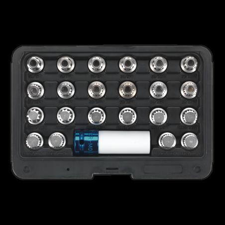 Set chei antifurt prezoane VAG