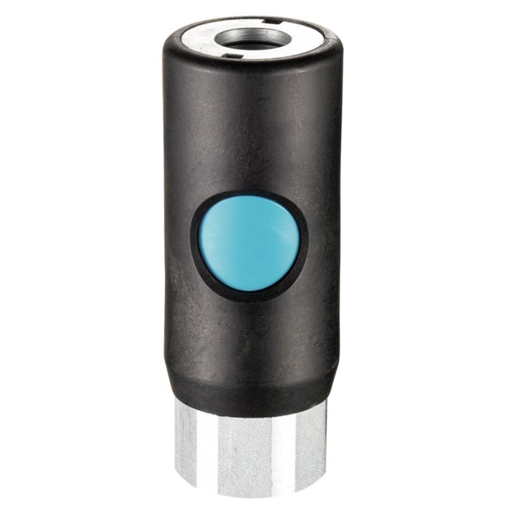 Cupla sigurantata cu buton