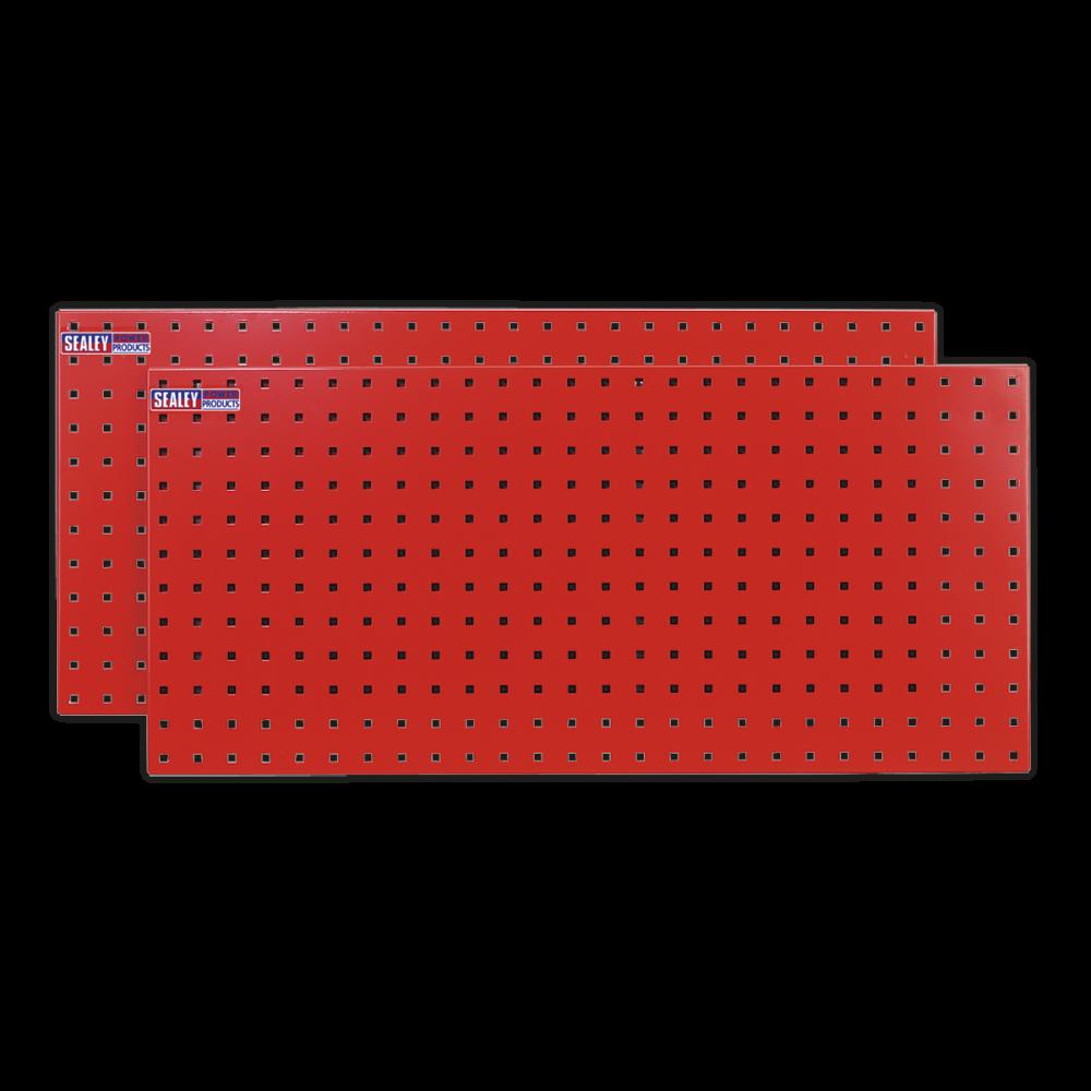 Set panouri perforate pentru depozitat scule