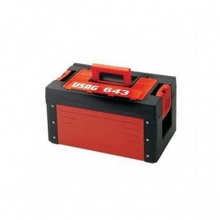 Cutie pentru scule usoara din ABS cu insertie metalica