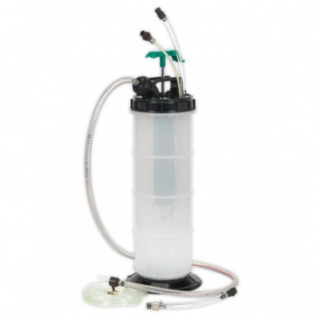 Extractor pentru ulei si alte lichide