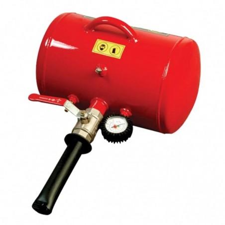 Dispozitiv pneumatic pentru etansarea anvelopelor